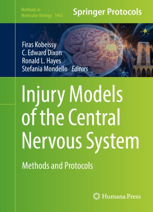 Injury Models of the Central Nervous System : Methods and Protocols