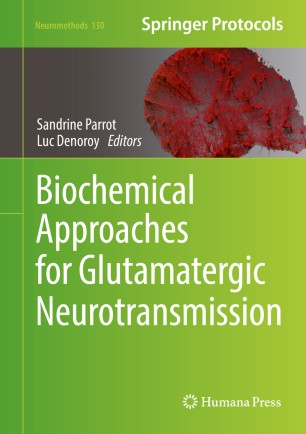Biochemical Approaches for Glutamatergic Neurotransmission :