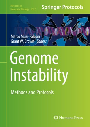 Genome Instability : Methods and Protocols
