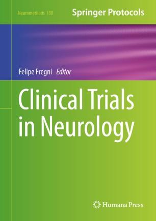 Clinical Trials Neurology 2018 978-1-4939-7880-9
