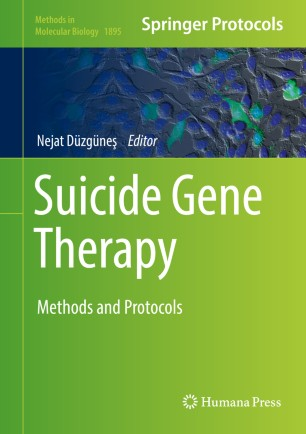 Suicide Gene Therapy cover