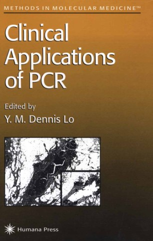 Clinical Applications of PCR | SpringerLink