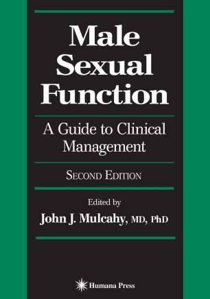 Male Sexual Function : A Guide to Clinical Management