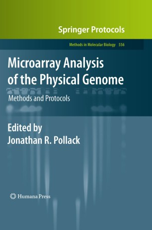 Microarray Analysis of the Physical Genome