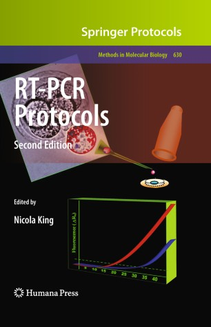 RT-PCR Protocols   SpringerLink