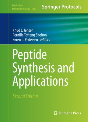 Peptide synthesis and applications springerlink fandeluxe Image collections