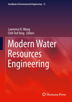 Modern Water Resources Engineering | SpringerLink