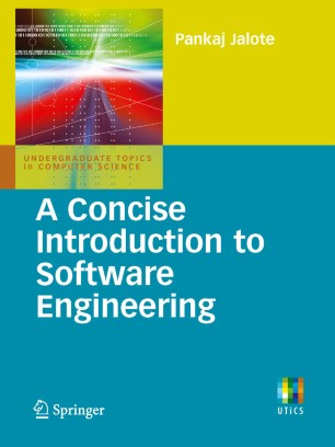 A Concise Introduction To Software Engineering Springerlink