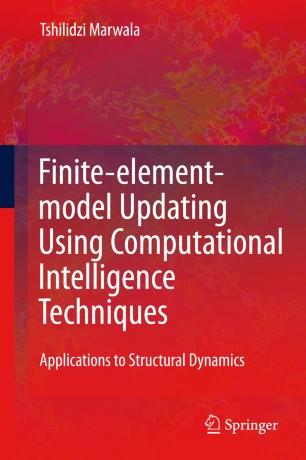 Finite-element-model Updating Using Computional Intelligence Techniques
