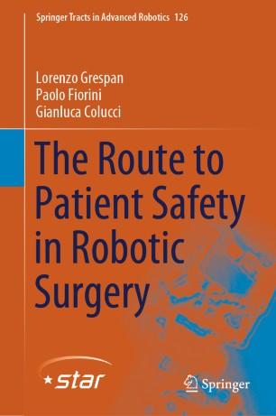 Route Patient Safety Robotic Surgery 978-3-030-03020-9