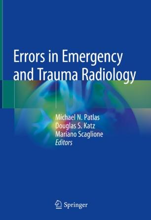 Errors Emergency Trauma Radiology 2019 978-3-030-05548-6