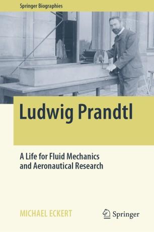 Ludwig Prandtl | SpringerLink