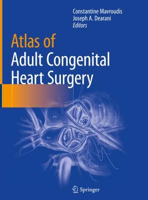 Atlas Adult Congenital Heart Surgery 978-3-030-14163-9