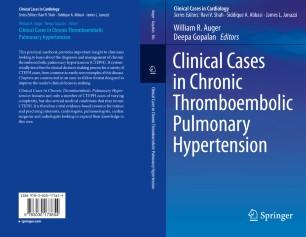 Clinical Cases Chronic Thromboembolic Pulmonary 978-3-030-17366-1