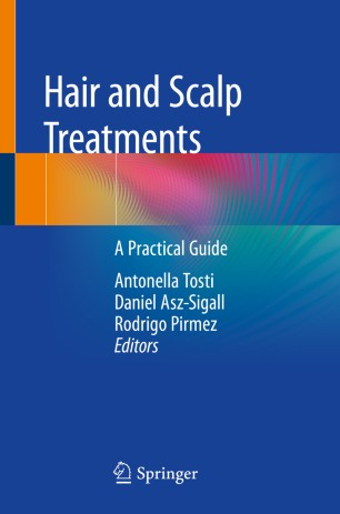 Hair Scalp Treatments 2020 978-3-030-21555-2