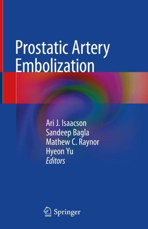 Prostatic Artery Embolization (2020) 978-3-030-23471-3