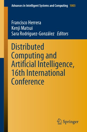 DCAI Conference Distributed Computing and Artificial