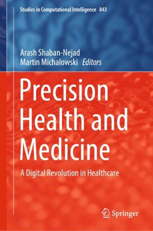 Precision Health Medicine 2020 978-3-030-24409-5