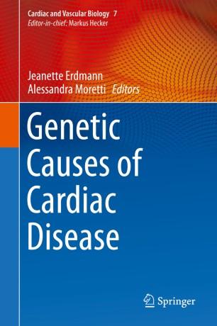 Genetic Causes Cardiac Disease 2019 978-3-030-27371-2