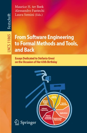 From Software Engineering To Formal Methods And Tools And Back Springerlink