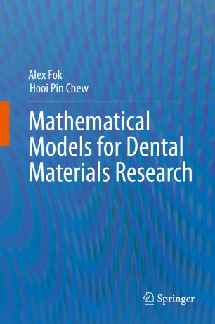 Mathematical Models Dental Materials Research 978-3-030-37849-3