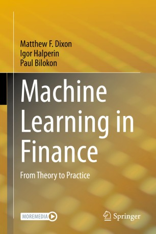 Front cover of Machine Learning in Finance