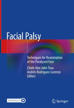 Front cover of Facial Palsy