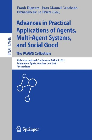 Advances in Practical Applications of Agents, Multi-Agent Systems, and Social Good. The PAAMS Collection