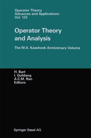 Operator theory