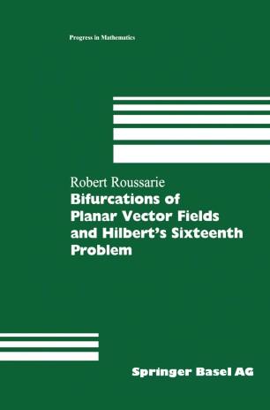 Bifurcation of Planar Vector Fields and Hilbert's Sixteenth Problem