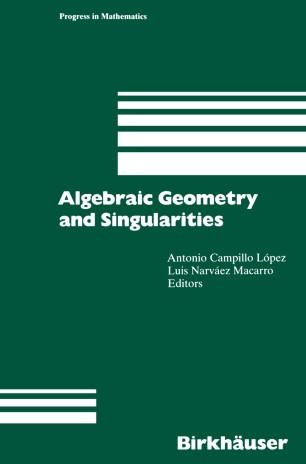 Algebraic Geometry and Singularities