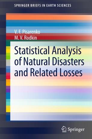 Heavy-Tailed Distributions in Disaster Analysis - V. Pisarenko,M. Rodkin