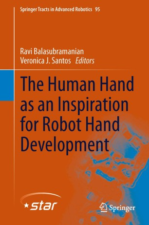 The Human Hand as an Inspiration for Robot Hand Development