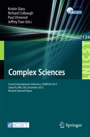 Complex Sciences