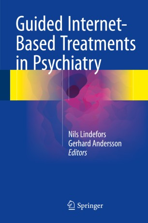 Guided Internet-Based Treatments in Psychiatry :