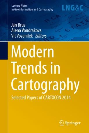 modern trends in cartography springerlink