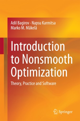 Introduction to Nonsmooth Optimization