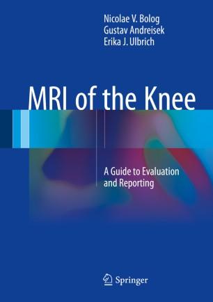 Mri Of The Knee Springerlink border=