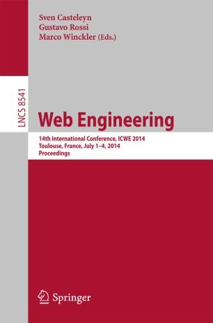 Web Engineering | SpringerLink