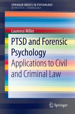 Ptsd And Forensic Psychology Springerlink