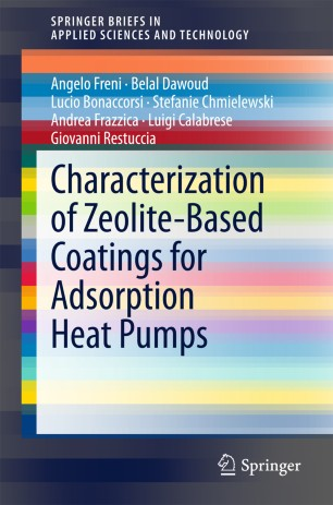 Characterization of Zeolite-Based Coatings for Adsorption Heat Pumps