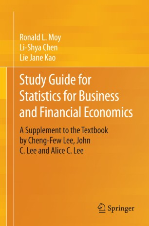 Study Guide for Statistics for Business and Financial