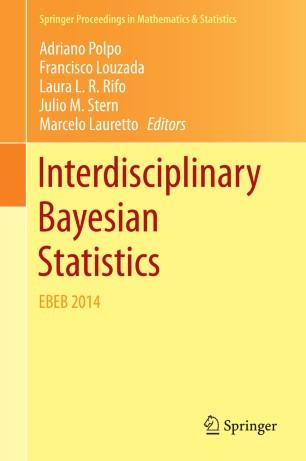 Interdisciplinary Bayesian Statistics   SpringerLink