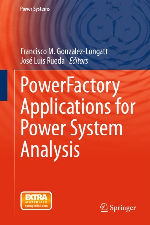 PowerFactory Applications for Power System Analysis