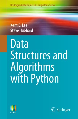 Data Structures and Algorithms with Python | SpringerLink