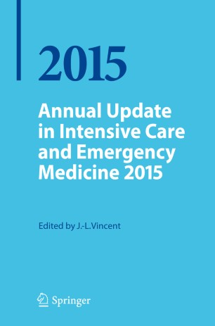 Annual Update in Intensive Care and Emergency Medicine 2015 :