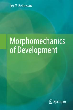 Morphomechanics of Development