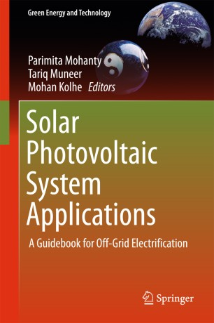 Solar Photovoltaic System Applications : A Guidebook for Off-Grid Electrification