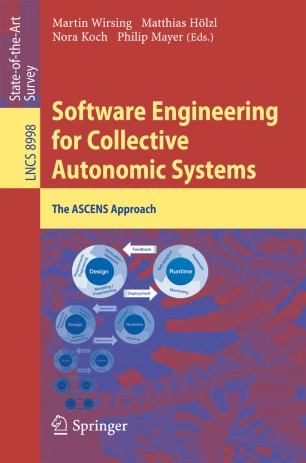 Software Engineering for Collective Autonomic Systems