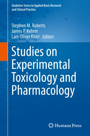 Studies on Experimental Toxicology and Pharmacology :
